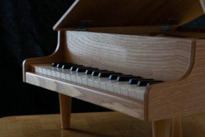 生ピアノ 魅力