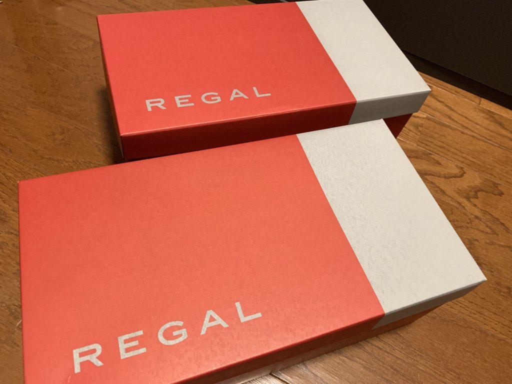 REGAL 本革 革靴 エイジング